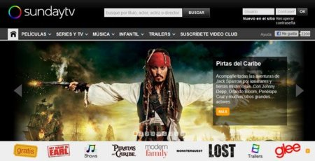 SundayTV, el videoclub de Telefónica podría llegar a España antes de que acabe el año