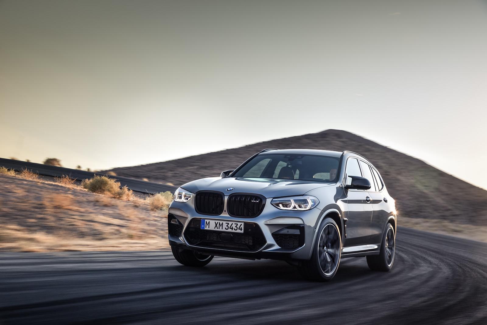 Foto de BMW X3 M 2020 (Presentación) (43/80)