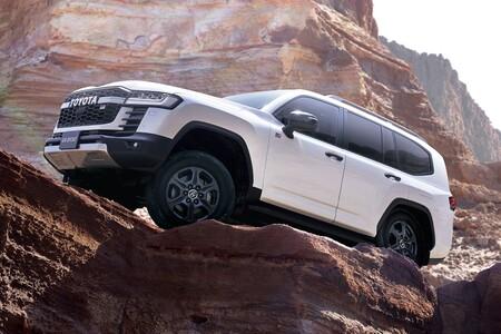 Toyota Land Cruiser 300 Gr Sport 2021 5
