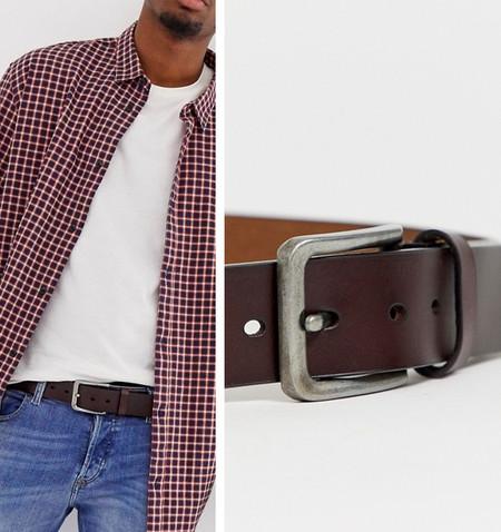 Cinturon cuero