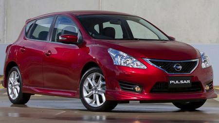 Nissan Pulsar/Tiida C12 (desde 2013)