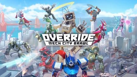 Anunciado Override: Mech City Brawl, un videojuego de luchas en 3D entre gigantescos mechas