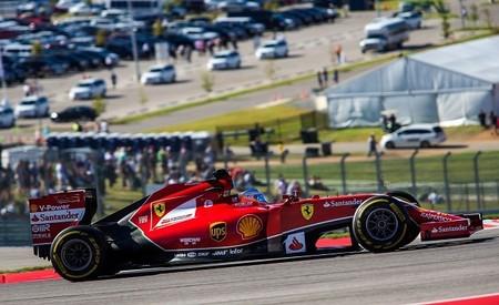 Un Fernando Alonso batallador pone la energía que le falta al F14 T
