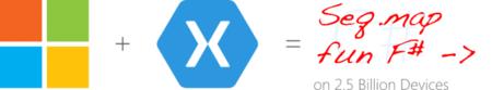Desarrollo en Android y IOS con F#
