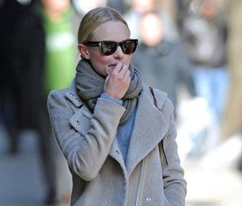 Los mejores looks de calle de las celebrities este invierno