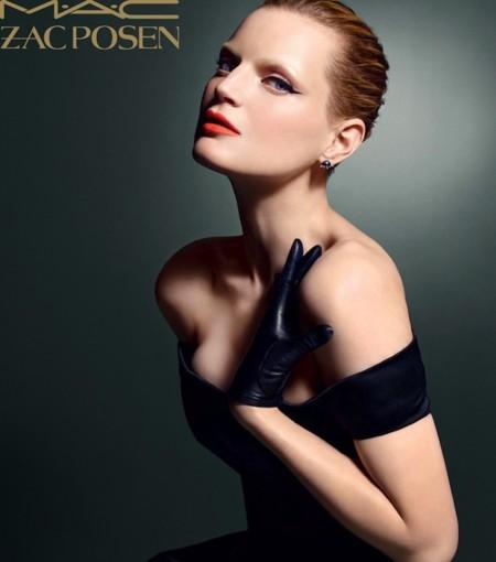 Zac Posen muestra su lado más beauty de la mano de MAC Cosmetics