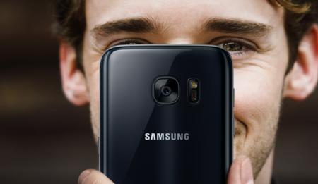 Así es la cámara del Samsung Galaxy S7