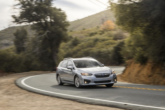 Subaru lanzará un híbrido enchufable antes que acabe el año gracias a la ayuda de Toyota