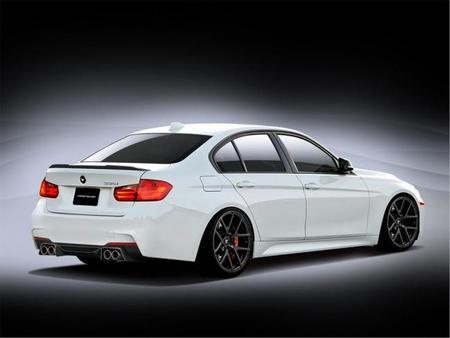 Vorsteiner adelanta su BMW Serie 3