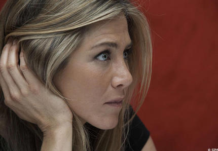 Jennifer Aniston contra el botox
