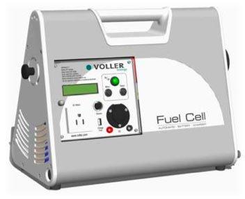 Maleta para recargar tus gadgets con pilas de combustible