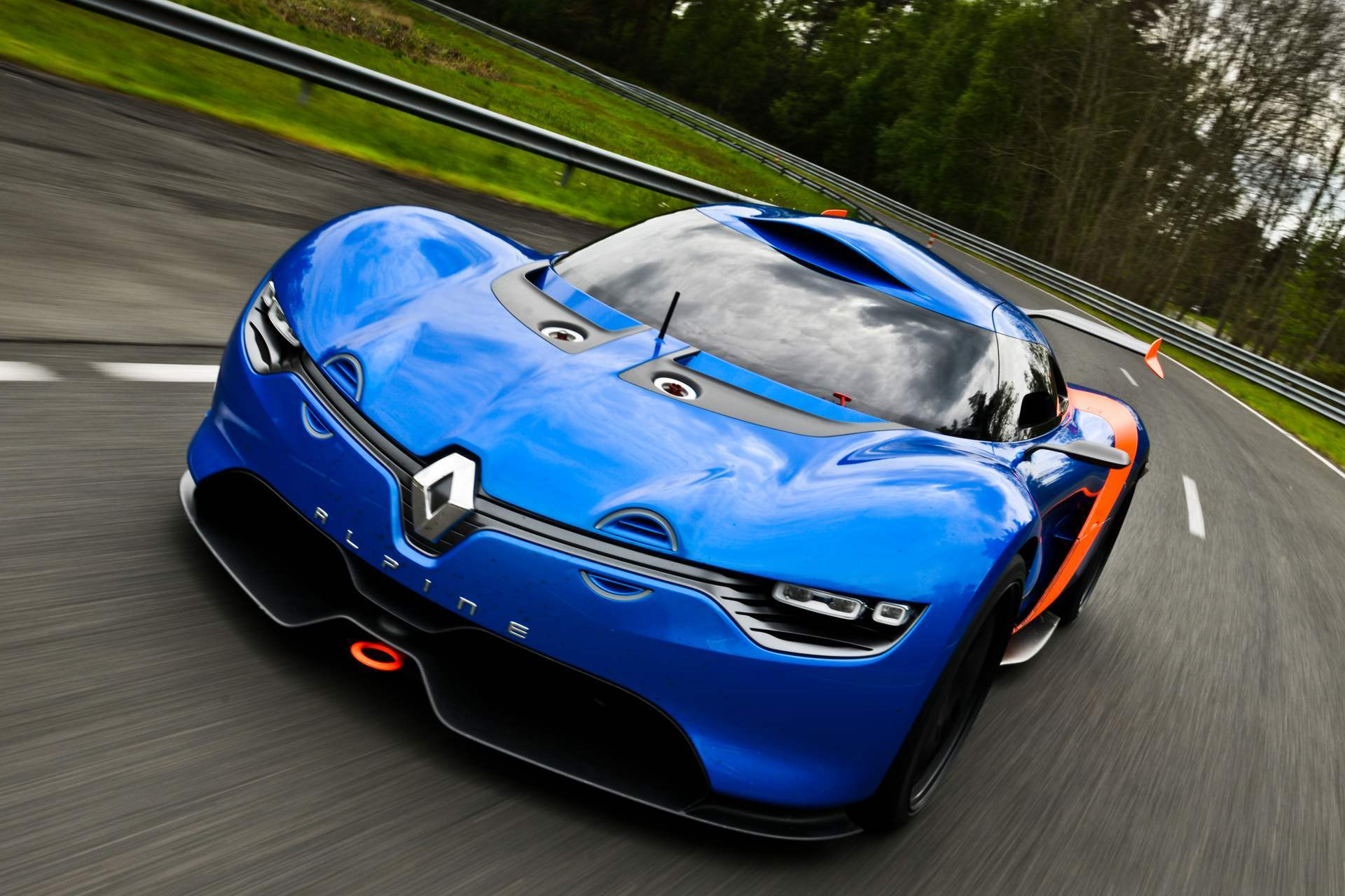 Foto de Renault Alpine A110-50 concept (8/22)