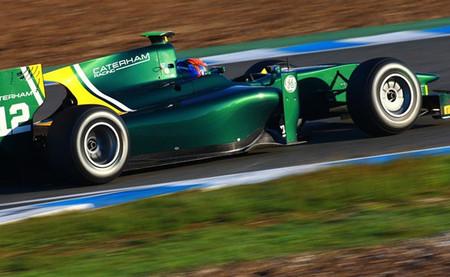 Alexander Rossi reemplaza a Ma Qing Hua en el equipo Caterham en la GP2