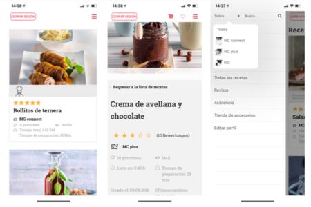 Recetas App