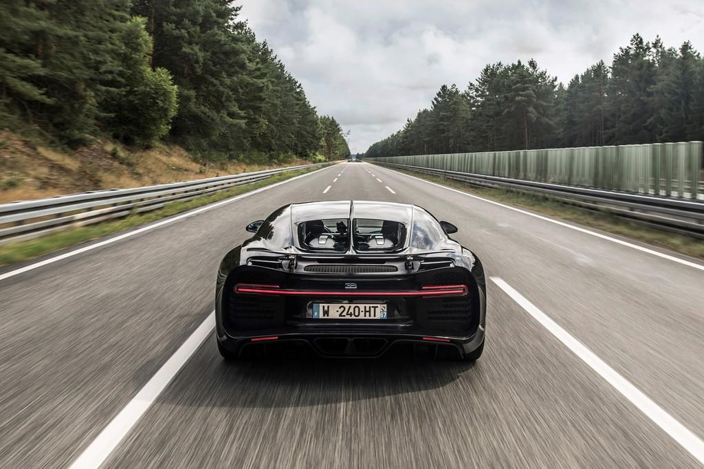 Los coches más rápidos del mundo: del Hennessey Venom F5 al McLaren F1