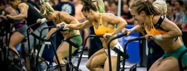 Assault air bike o bici de CrossFit: una de las formas más intensas de hacer cardio en el gimnasio