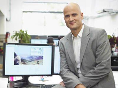Benoit Vialle, from Microsoft to Vente Privee