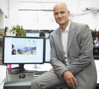 Benoit Vialle, de Microsoft a Vente Privee