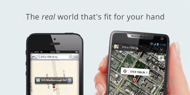 Motorola critíca los mapas de Apple