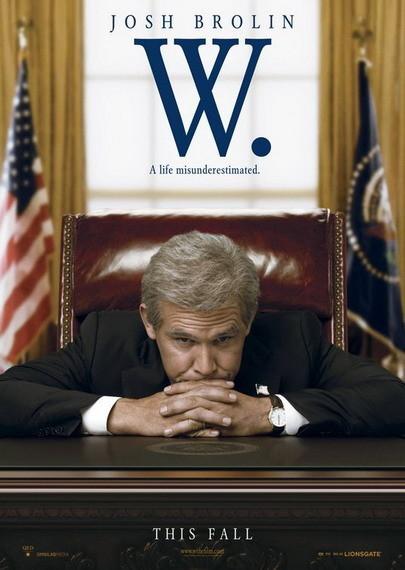 'W.' de Oliver Stone, nuevos teaser posters