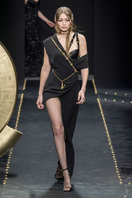Versace mfw 2019 2020