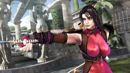 Vídeo comparativo de 'Soul Calibur IV' para PS3 y Xbox 360