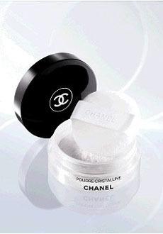 Poudre Cristalline de Chanel, paso a paso