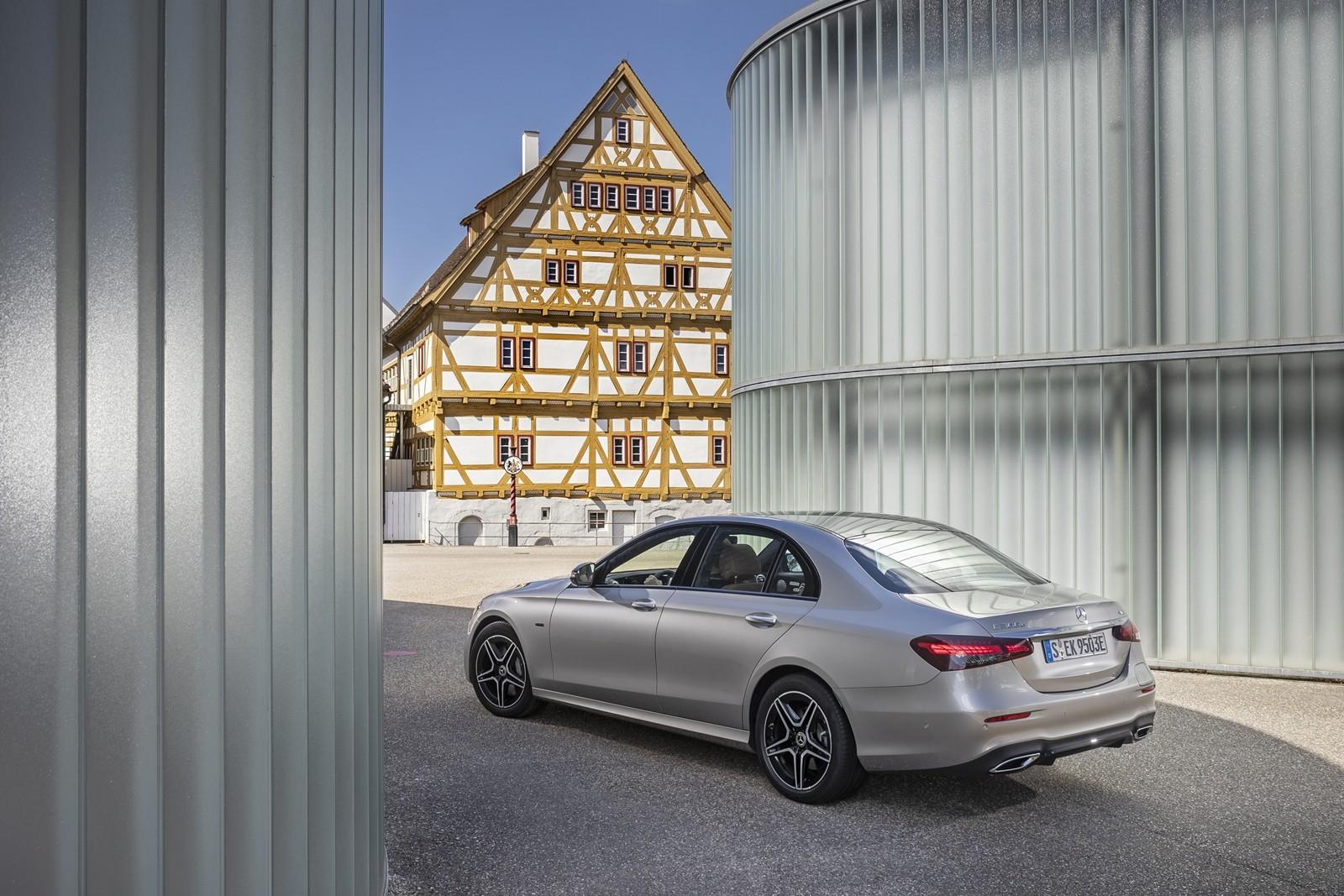 Foto de Mercedes-Benz Clase E 2020, prueba contacto (50/135)