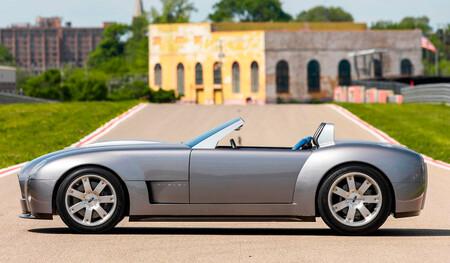 ¡Mito a subasta! Este Ford Shelby Cobra Concept, firmado por Carrol Shelby, es único y busca garaje