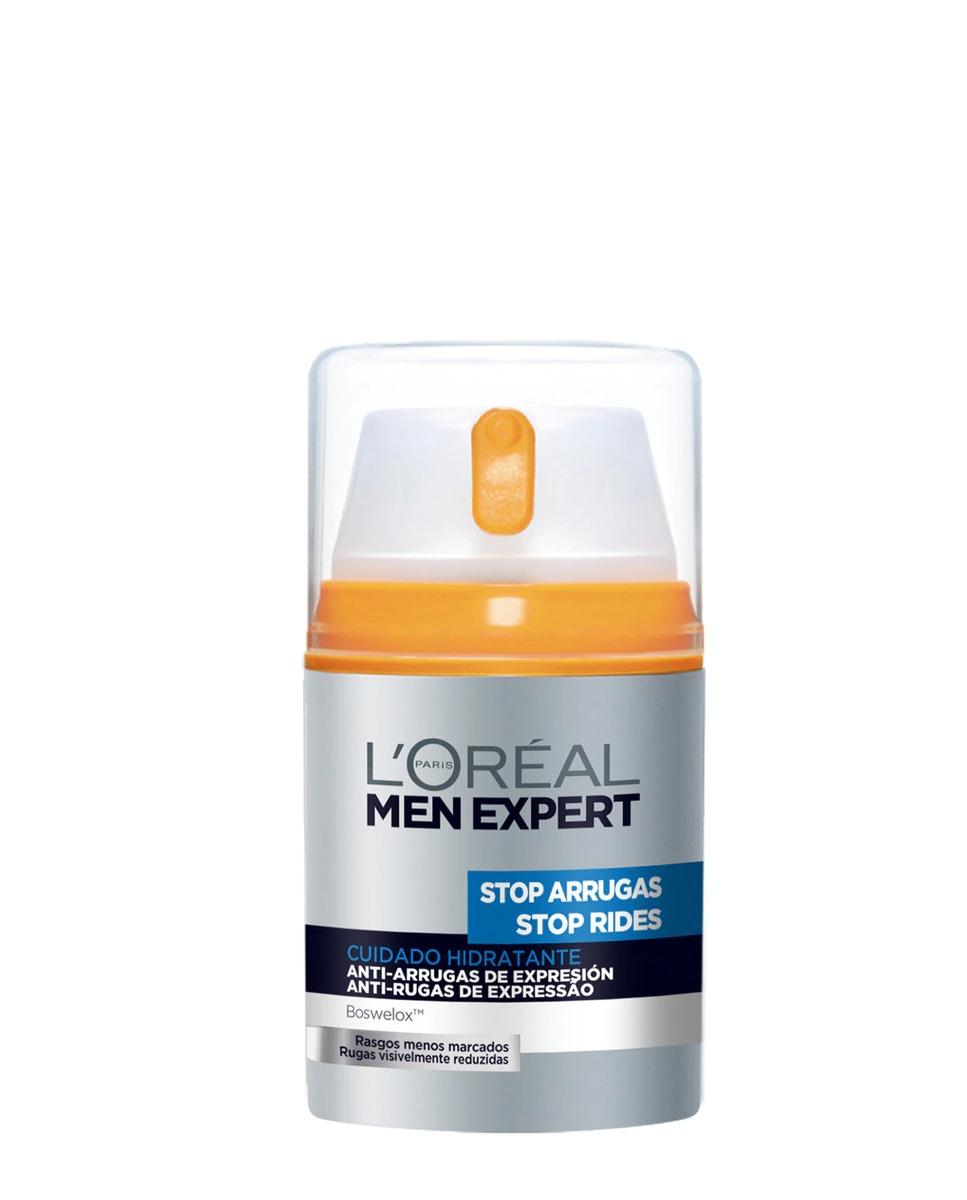 Crema Hidratante Stop Arrugas L'Oréal Men Expert