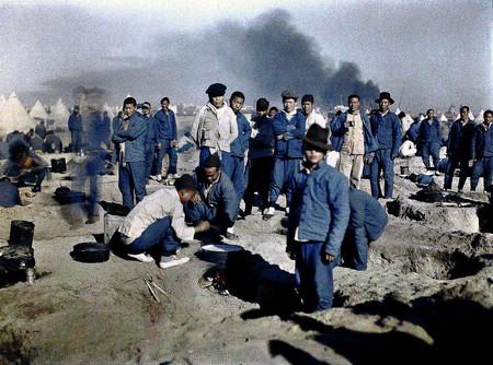 H Trabajadores Chinos En Egipto