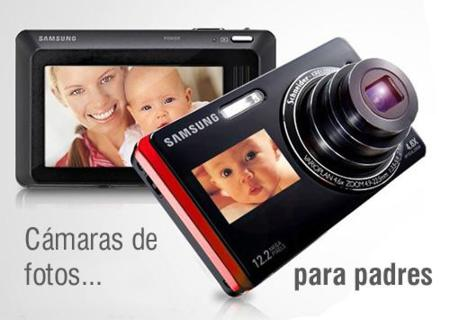 Regalos tecnológicos para el día del Padre: Cámaras de fotos