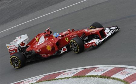 GP Canadá clasificación Fernando Alonso