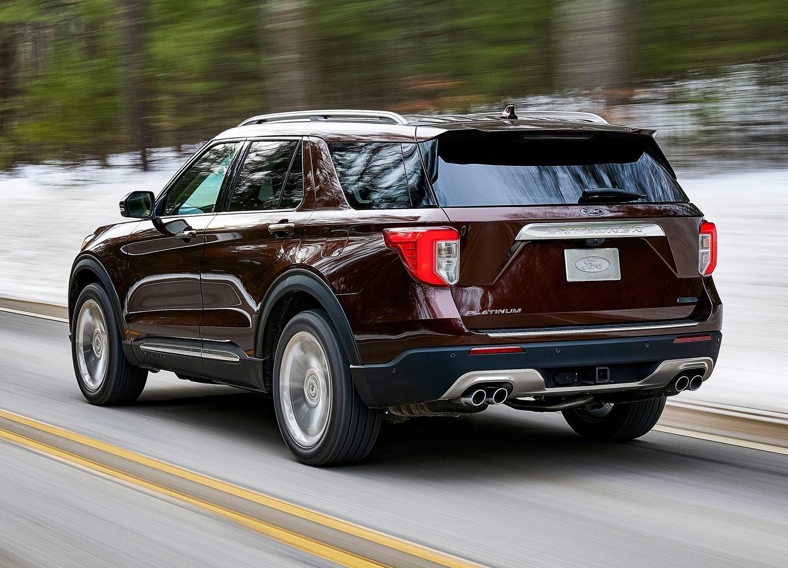 Foto de Ford Explorer 2020 (3/13)