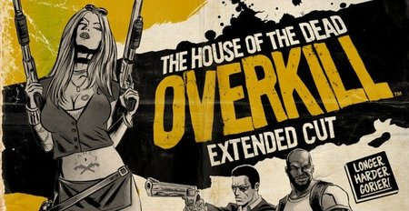 'The House of the Dead: Overkill – Extended Cut' de PS3: detalles, carátula, posters e imágenes