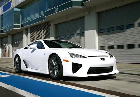 El Lexus LFA no tendrá sucesor en el corto plazo