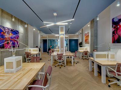 Una decoración atractiva e influyente para potenciar los actuales espacios de coworking