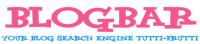 Blogbar, barra de búsqueda de diseño en tu sitio web