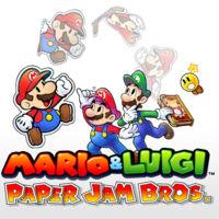 Mario & Luigi: Paper Jam Bros. llegará a 3DS por navidad, como el turrón