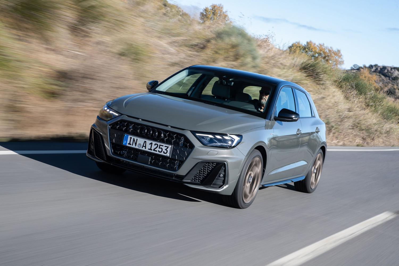 Foto de Audi A1 2018, toma de contacto (103/172)