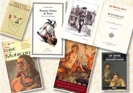 Novela histórica, el subgénero de moda: orígenes (I)