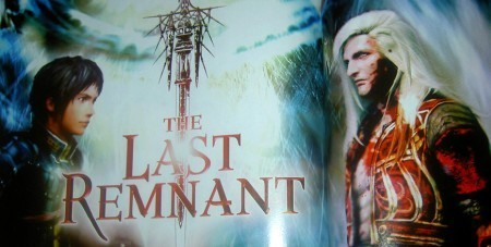 The Last Remnant, nuevo RPG de Square Enix