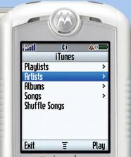 ROKR de Apple y Motorola. Todos los detalles