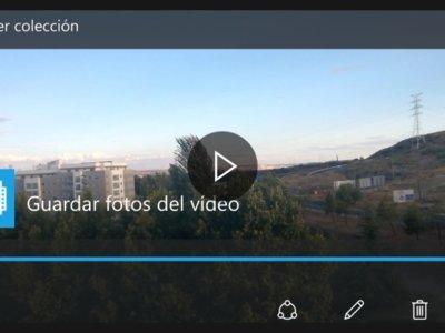 Extensiones para la aplicación de Fotos, una de las grandes novedades de Windows 10 Mobile