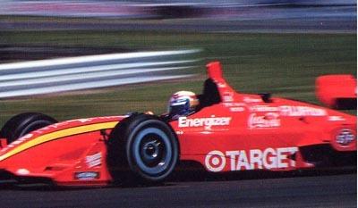 Alex Zanardi de nuevo a los mandos de un monoplaza de la Champ Car