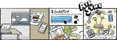 DoubleTwist se adelanta a Apple y ofrece sincronización sin cables con dispositivos Android