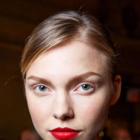 Los potetntes labios rojos