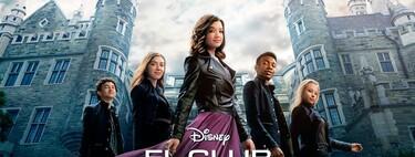 'El club secreto de los no herederos al trono': la película de Disney+ es una mezcla de 'X-Men' y 'Sky High' muy orientada a adolescentes