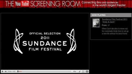 YouTube Screening Room da cobertura al Sundance Film Festival