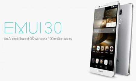 EMUI 3.0, la nueva personalización sobre Android para los dispositivos de Huawei y Honor